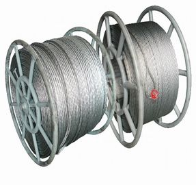 China Hexagon Twelve Strands Anti Twist Wire Rope Hexagon Eighteen Strands For 9-42mm Galvanized Braided factory