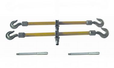 China Lightweight Transmission Line Tool Standard Aluminum Alloy Turnbuckle With Double Hook factory